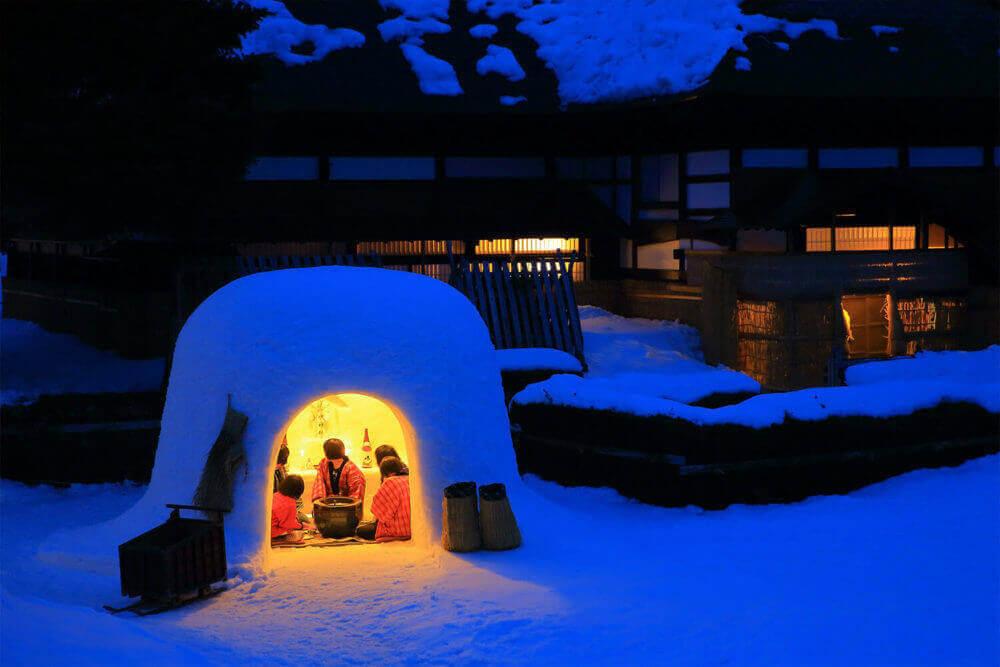 SideArm oder Sau Festival, Yokote, Akita, Japan = Adobe Stock