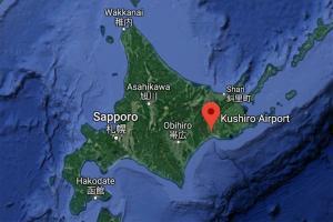 Map of Kushiro Airport