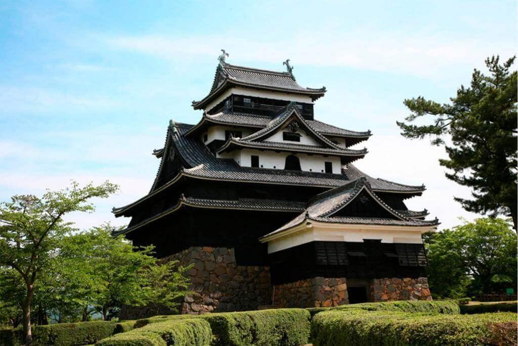 Matsue Castle in Matsue, Shimane prefecture
