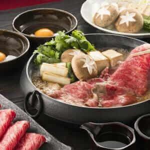 Sukiyaki, Japan = Shutterstock