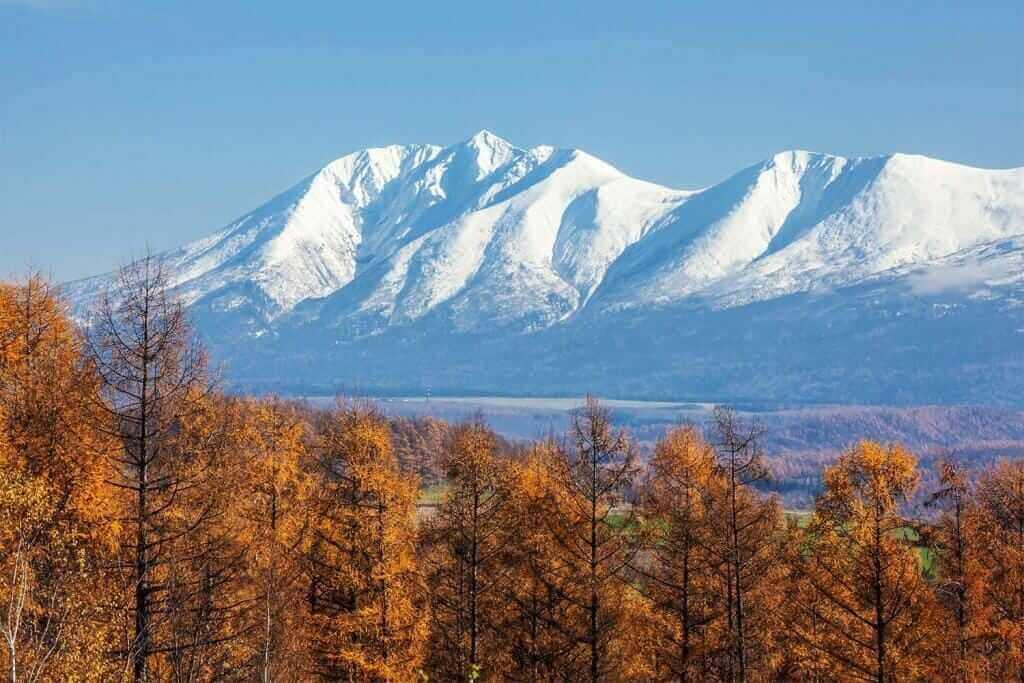 Daisetsuzan National Park in Hokkaido, Japan = Adobe Stock