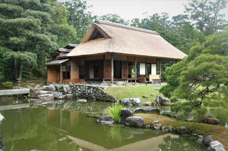 Katsura Rikyu in Kyoto