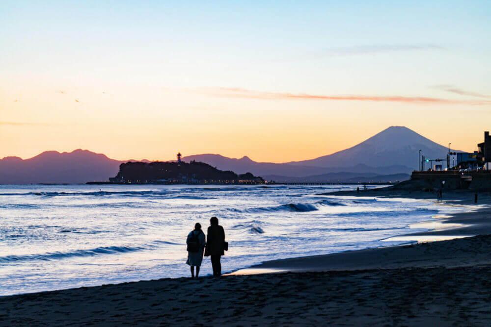 Mount,Fuji,and,Enoshima,Shonan,Kanagawa,Japan = shutterstock