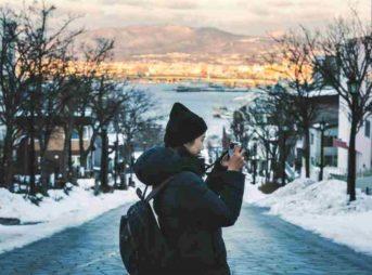 Hakodate, a popular city in Hokkaido = Shutterstock
