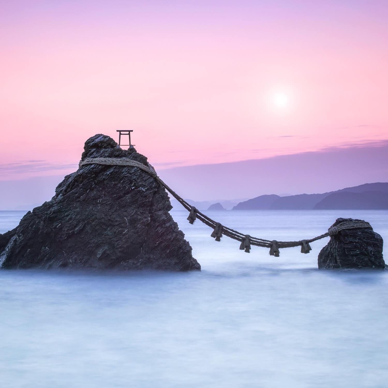 Ise Shrine in Mie Prefecture = Shutterstock 1