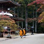 Koyasan in Wakayama Prefecture = Shutterstock 6
