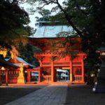 Kashima-jingu Shrine in Ibaraki Prefecture