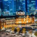 В районе Маруноути, который расположен на западной стороне станции Токио, есть много модных магазинов и ресторанов = Shutterstock 1