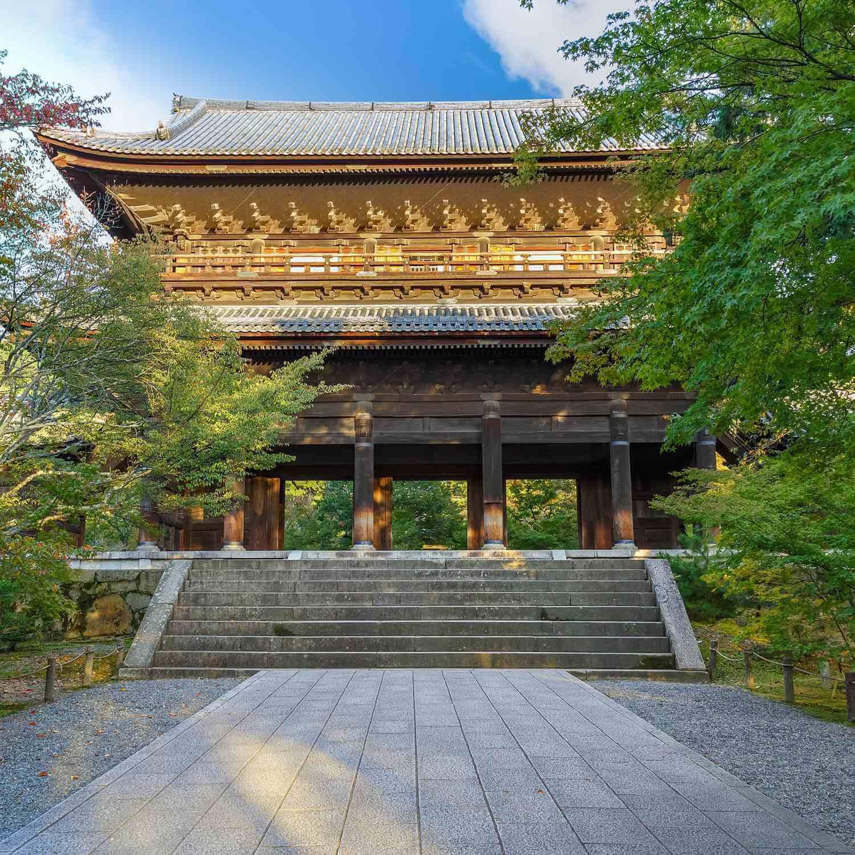 Nanzenji Temple in Kyoto = Shutterstock 1