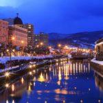 Otaru in winter = Shutterstock 1