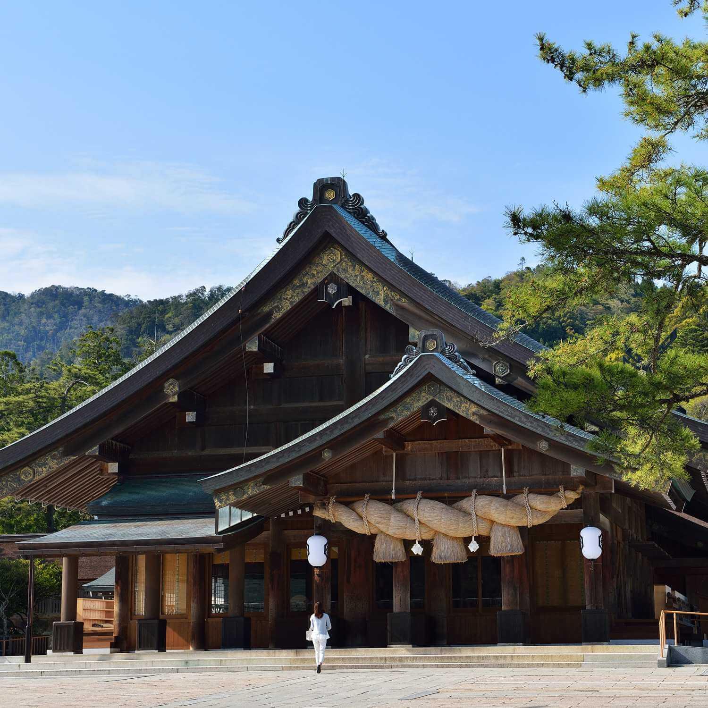 Izumo Taisha Shrine in Izumo City, Shimane Prefecture Shrine = AdobeStock