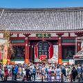 Sensoji Temple in Asakusa, Tokyo = Shutterstock 1