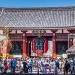 Храм Сэнсодзи в Асакуса, Токио = Shutterstock 1