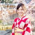 Japanese Woman Wearing Kimono = AdobeStock 1