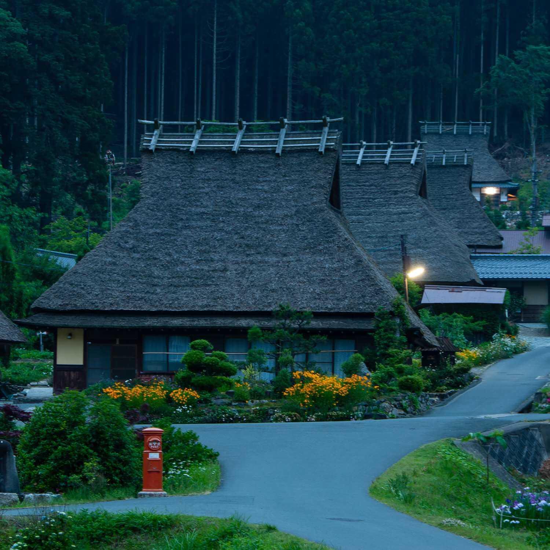 Miyama in Kyoto Prefecture = AdbeStock 1