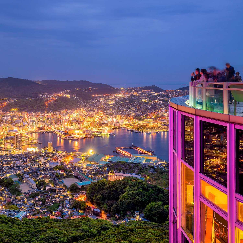 Nagasaki City, Kyushu, Japan 9