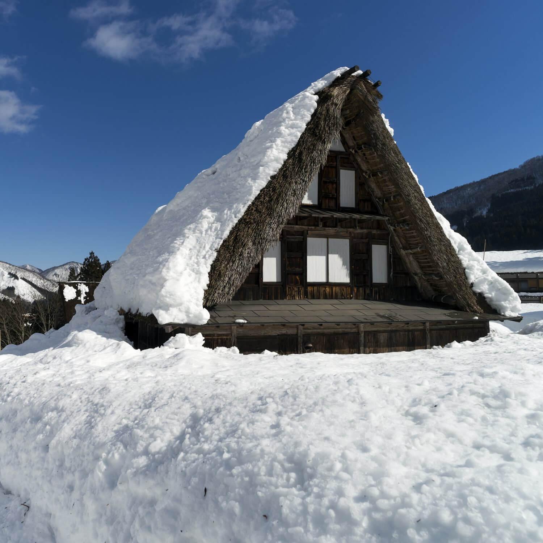 Gokayama Village in Toyama Prefecture = AdobeStock 1
