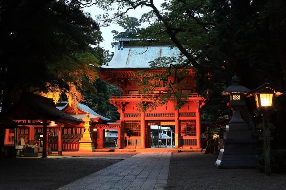 Kashima-jingu Shrine = AdobeStock