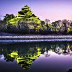 Korakuen Garden in Okayama City, Okayama Prefecture = Shutterstock 1