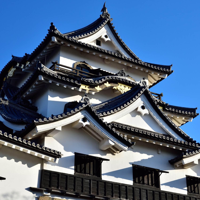 Hikone Castle in Shiga Prefecture = Shutterstock 1