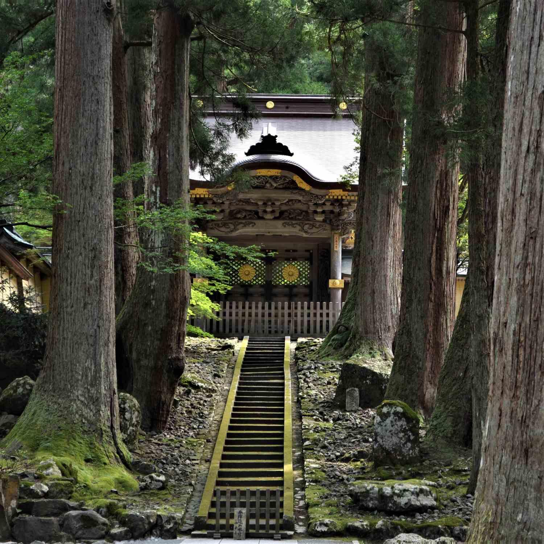 Eiheiji Temple in Fukui Prefecture = Shutterstock 1