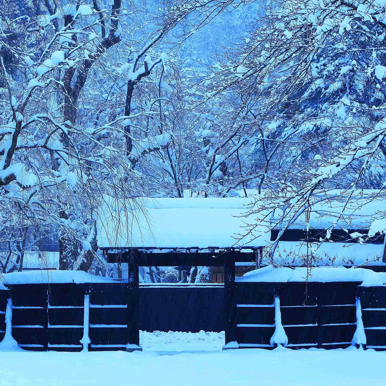Kakunodate in winter, Akita Prefecture = Shutterstock 1